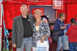 Sisko ja sen veli - Nina ja Petri Huru