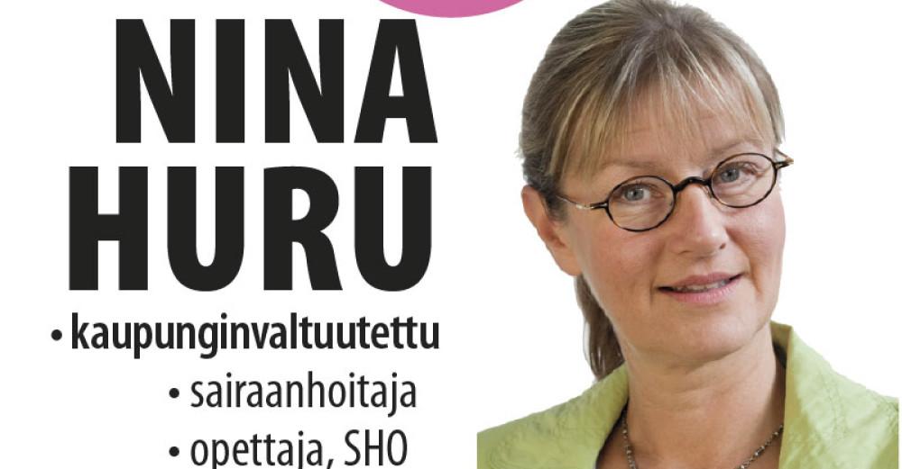 Nina Huru Hok-Elanto 682